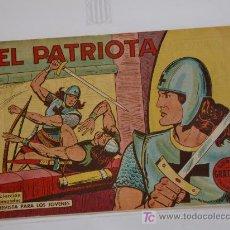 Tebeos: PATRIOTA Nº 1 Y OTROS LOTE DE 14 CUADERNILLOS ORIGINALES . Lote 26266107