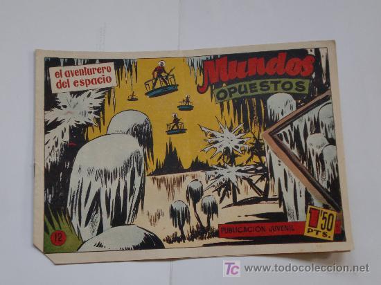 AVENTURERO DEL ESPACIO ... LOTE DE 6 CUADERNILLOS ORIGINAL IMPECABLES (Tebeos y Comics - Tebeos Colecciones y Lotes Avanzados)
