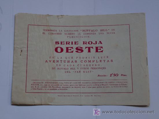 Tebeos: AVENTURERO DEL ESPACIO ... LOTE DE 6 CUADERNILLOS ORIGINAL IMPECABLES - Foto 4 - 26470403