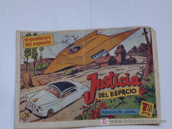 Tebeos: AVENTURERO DEL ESPACIO ... LOTE DE 6 CUADERNILLOS ORIGINAL IMPECABLES - Foto 9 - 26470403