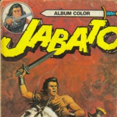 Tebeos: JABATO ALBUM COLOR ( BRUGUERA ) ORIGINAL 1980 COMPLETA. Lote 27444862