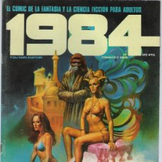 Tebeos: 1984. LOTE DE 14 EJEMPLARES ENTRE EL 32 Y EL 46.. Lote 21123239