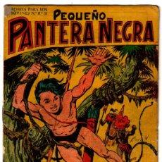 Tebeos: PEQUEÑO PANTERA NEGRA ORIGINAL COMPLETA 70 NºS DEL 55 AL 124, EDI. MAGA 1958, VER 34 PORTADAS. Lote 25321872