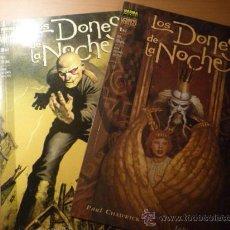 Tebeos: LOS DONES DE LA NOCHE. COMPLETA EN DOS TOMOS. NORMA. . Lote 26506187