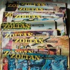 Tebeos - Zoltan (el cingaro) 77 ej. (Faltan-70 78 80) (Original) - 6441703
