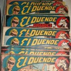 Tebeos: EL DUENDE (MAGA) 60 EJ. (COMPLETA). Lote 6531952