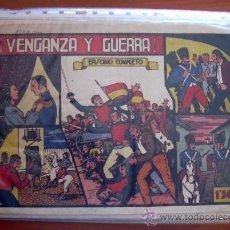 Tebeos: GRANDES AVENTURAS Y PELICULAS - EDITORIAL VALENCIANA 1943 - COMPLETA - 12 EJEMPLARES. Lote 27013383