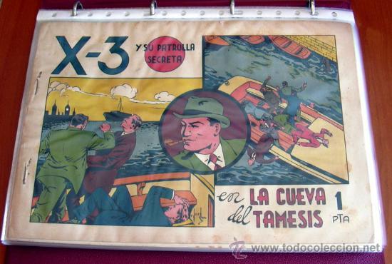 KING EL PEQUEÑO POLICIA - EDITORIAL VALENCIANA 1945 - COMPLETA - 28 EJEMPLARES (Tebeos y Comics - Tebeos Colecciones y Lotes Avanzados)