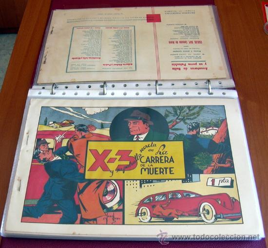 Tebeos: King el pequeño policia - Editorial Valenciana 1945 - Completa - 28 ejemplares - Foto 2 - 27013382
