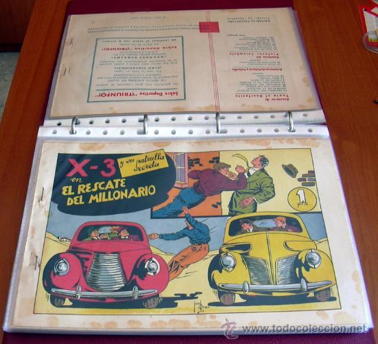 Tebeos: King el pequeño policia - Editorial Valenciana 1945 - Completa - 28 ejemplares - Foto 3 - 27013382