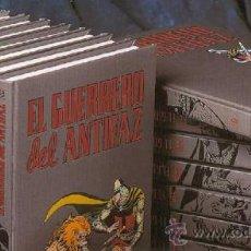 Tebeos: GUERRERO DEL ANTIFAZ - 34 TOMOS - COMPLETA - ED. DE LUJO PARA COLECCIONISTAS. Lote 26905845