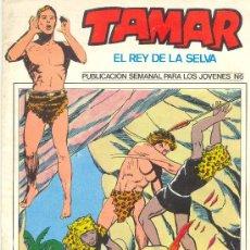 Tebeos: TAMAR LOTE DE Nº 6-20-21. Lote 27359727