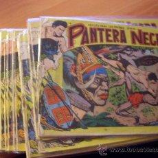 Tebeos: PANTERA NEGRA ( COLECCION COMPLETA 1 AL 54 ) ORIGINAL EDITORIAL MAGA. Lote 26944930