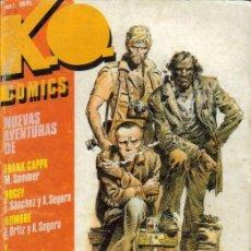 Tebeos: KO COMICS (METROPOL) ORIGINAL 1984 COMPLETA. Lote 26827634