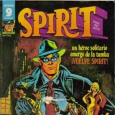 Tebeos: SPIRIT ( GARBO ) ORIGINAL 1975 LOTE. Lote 26830673