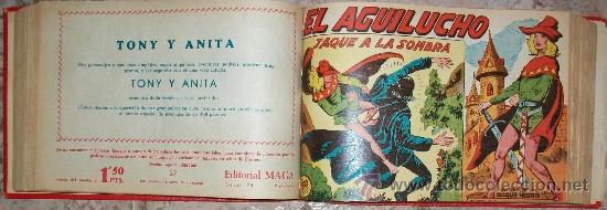 EL AGUILUCHO (MAGA) 68 EJ. (COMPLETA) (ORIGINAL) (Tebeos y Comics - Tebeos Colecciones y Lotes Avanzados)