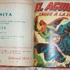 Tebeos: EL AGUILUCHO (MAGA) 68 EJ. (COMPLETA) (ORIGINAL). Lote 26246059