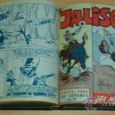 Tebeos: JALISCO (BRUGUERA) 20 EJ. (COMPLETA). Lote 26282365