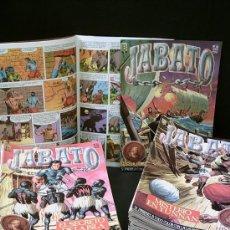 Tebeos: EL JABATO EDICION HISTORICA NUMERO 26-27-28-29-30-31-32-33-34-35-36-37-38-39-40-41-42-43-44-47. Lote 26476297