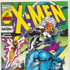 Tebeos: X - MEN. LOTE DE 9 EJEMPLARES DEL 1 AL 9. FORUM.. Lote 26502444