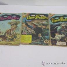 Tebeos: EL LLANERO SOLITARIO - COMIC EDICION MEJICANA - LOTE DE 3 NUMEROS - NOVARO 1967. Lote 26842640