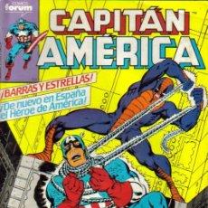 Tebeos: CAPITAN AMERICA (PLANETA-DEAGOSTIM¡NI, FORUM) ORIGINAL1985-1992 LOTE. Lote 27595265