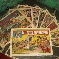 Tebeos: CAZANDO FIERAS VIVAS (H. AMERICANA). ¡¡ COMPLETA !!. Lote 27604753