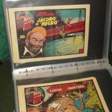 Tebeos: YORIK BRAZO DE HIERRO (TORAY). ¡¡ UN CLASICO DE LUJO !!. Lote 27608599