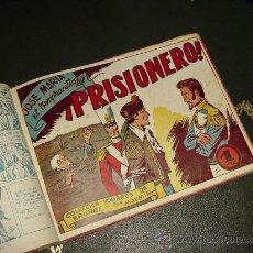 Tebeos: JOSE MARIA EL TEMPRANILLO / DIEGO CORRIENTES (AMELLER). ¡¡ LAS DOS COLECCIONES !!. Lote 27645626