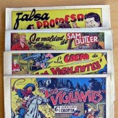 Tebeos: CHISPITA 6ª AVENTURA - EDITORIAL GRAFIDEA 1955 - COMPLETA, 24 CUADERNOS, DIBUJOS DE AMBRÓS. Lote 28091855