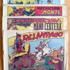 Tebeos: CHISPITA 3ª AVENTURA - EDITORIAL GRAFIDEA 1952 - COMPLETA, 24 CUADERNOS - DIBUJOS DE AMBRÓS. Lote 28110045