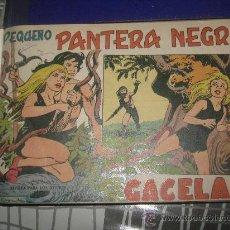 Tebeos: PEQUEÑO PANTERA NEGRA FORMATO APAISADO 123 NUMEROS ENCUADERNADOS,VER DESCRIPCION.. Lote 28157778