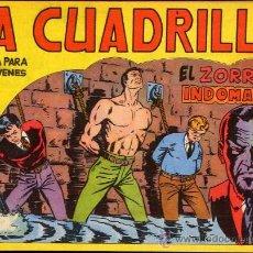 Tebeos: LA CUADRILLA DE JOSE ORTIZ-MAGA-1964-2ª EDICION-ENCUADERNADOS-PERFECTAMENTE CAJ 187 BIBLICOMPLETA. Lote 28216369