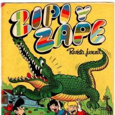 Tebeos: ZIPÌ Y ZAPE, BRUGUERA 1972, LOTE DE 71 NºS DE LOS BAJOS ,VER TODAS LAS PORTADAS. Lote 59748881
