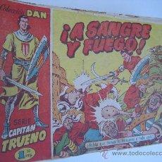 Tebeos: EL CAPITÁN TRUENO. COMPLETA, ORIGINAL Y SUELTA.. Lote 28649350