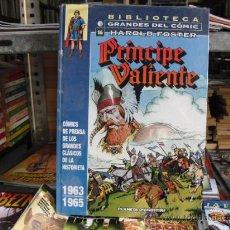 Comics - Biblioteca Grandes del Cómic: Príncipe Valiente - 26 NÚMEROS - COMPLETA - 28659100