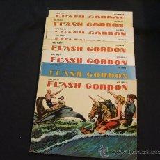 Tebeos: FLASH GORDON - LOTE DE 8 NUMEROS (0 AL 7) - MAC RABOY - EDICIONES B.O. - 1978 - . Lote 28966040