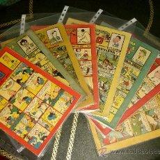 Tebeos: CUADERNOS EXTRAORDINARIOS DE EDICIONES TBO (BAGUÑA - 1947). ¡¡ COMPLETA !!. Lote 29248042