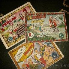 Tebeos: CUENTOS ORIENTALES (RICART - 1950). ¡¡ PRECIOSA Y DIFICILISIMA !!. Lote 29342633