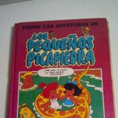 Tebeos: LOS PEQUEÑOS PICAPIEDRA - TODAS LAS AVENTURAS - COMPLETA ENCUADERNADA 10 NUM. - TEBEOS S.A.. Lote 29468106