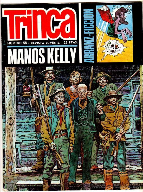 TRINCA 1970,COMPLETA EN MAGNIFICO ESTADO 65 + 2 EXTRAS, VER MAS DE 100 IMAGENES Y TODAS LAS PORTADAS (Tebeos y Comics - Tebeos Colecciones y Lotes Avanzados)