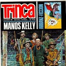 Tebeos: TRINCA 1970,COMPLETA EN MAGNIFICO ESTADO 65 + 2 EXTRAS, VER MAS DE 100 IMAGENES Y TODAS LAS PORTADAS. Lote 29757726