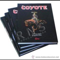 Tebeos: EL COYOTE COLECCIÓN 4 TOMOS COMPLETA - CÓMIC TOMO 1 2 3 4 JOSÉ MALLORQUÍ / BATET AVENTURA LIBRO JOYA. Lote 29801024
