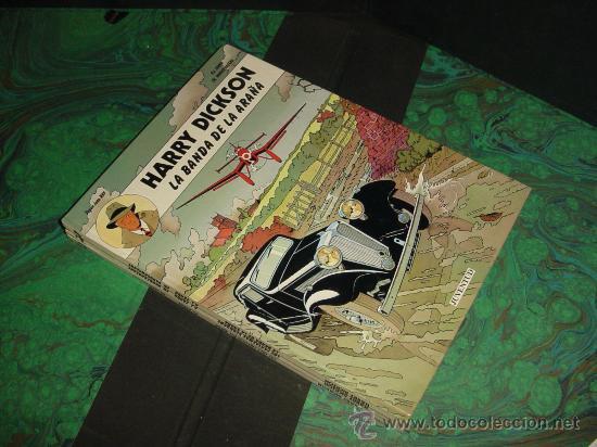 HARRY DICKSON (JUVENTUD). ¡¡ COMPLETA !! (Tebeos y Comics - Tebeos Colecciones y Lotes Avanzados)