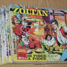 Tebeos - ZOLTAN EL CINGARO ORIGINAL COMPLETA 80 CUADERNILLOS - 30207703