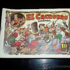 Tebeos: EL CACHORRO. LOTE DEL 51 AL 213 ULTIMO. ORIGINALES. EDITORIAL BRUGUERA. FACILIDADES DE PAGO.. Lote 30349803
