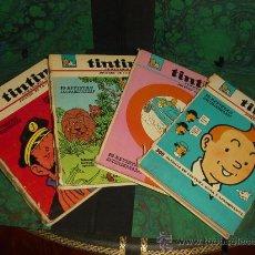 Tebeos: TINTIN (TOMOS) (ZENDRERA - 1967). ¡¡ COMPLETA !!. Lote 30367669