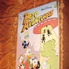 Tebeos: PATO AVENTURAS Nº 5. WALT DISNEY. EDITORIAL PRIMAVERA. AÑO 1991. *. Lote 30709522
