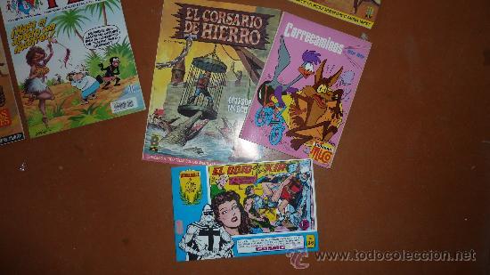 Tebeos: Lote de 9 tebeos o comics diversos. Capitan trueno, javato... ver fotos. - Foto 4 - 30737824