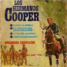 Tebeos: LOS HERMANOS COOPER. Lote 30838529
